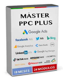 Máster Máster PPC Plus